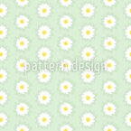 A Daisy Dream Seamless Vector Pattern Design