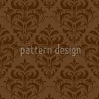 Schoko Barock Vektor Muster