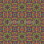 Sommer Mosaik Designmuster