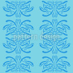 Lepidoptera Seamless Vector Pattern Design