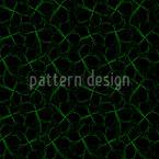 Kleeblatt Silhouetten Designmuster