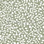 Schneewittchens Garten Im Frühling Vektor Muster