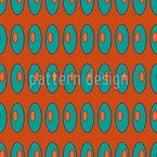 Ellipses Left Right Left Pattern Design