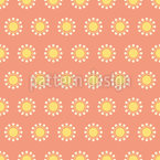 A Little Sunshine Pattern Design