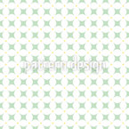 Spring Awakening Of The Retro Flowers Repeating Pattern