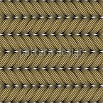 Rope Elegance Seamless Vector Pattern Design