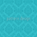 Cool Baroque Seamless Vector Pattern Design