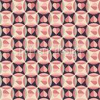 Heart Circle Romance Vector Design