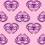 Swinging Elegance Seamless Vector Pattern Design