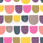 Pocket Patchwork Seamless Vector Pattern Design