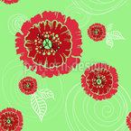 Poppies Pattern Design