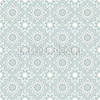 Oriental Winter Seamless Vector Pattern Design