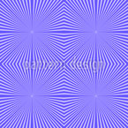Op Art Dimension Seamless Vector Pattern Design