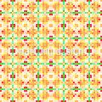 Papier Mosaik Nahtloses Vektormuster