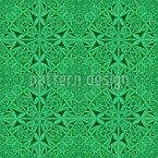 Smaragd Kaleidoskop Rapportmuster
