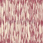 Reed Na Lakeside Design de padrão vetorial sem costura
