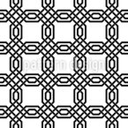 Celtic Octagons Seamless Vector Pattern Design