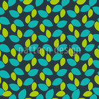 Fruit Leaves Vector Design