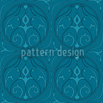 Loretto Seamless Vector Pattern Design