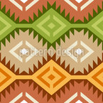 Ottoman Treasure Seamless Vector Pattern Design