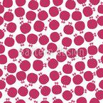 Pomegranate Harvest Pattern Design