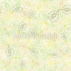 Ulmen Samen Nahtloses Muster