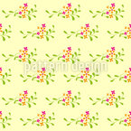 Klara Seamless Vector Pattern Design