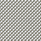 Metal Grid Seamless Vector Pattern Design