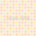 Mosaic Glass Seamless Vector Pattern Design