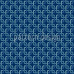 Chain Seamless Vector Pattern Design