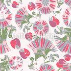 Geometrische Sommerblumen  Rapport