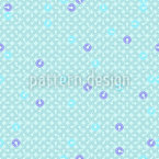 Asian Minimal Seamless Vector Pattern Design