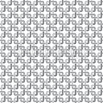 Chained Squares Seamless Vector Pattern Design