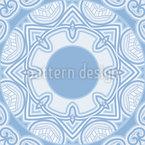 Oriental Nostalgia Repeating Pattern