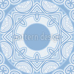Orientalische Nostalgie Rapportiertes Design