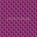 Chained Mesh Seamless Vector Pattern Design