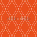 Retro Onion Seamless Vector Pattern Design