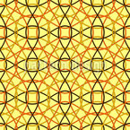 アフリカ シームレスなベクトルパターン設計