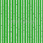 Birch Trunks Seamless Vector Pattern Design