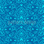 Delicate Ornamentic Repeat Pattern