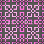 Abstract Peonies Design Pattern
