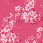 Flora Antique Seamless Vector Pattern Design