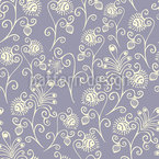 Growing Spring Fever Pattern Design