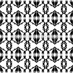 Borders Network Seamless Pattern