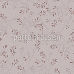 Rediscovered Rose Seamless Vector Pattern Design