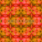 Rose Is Dreaming Pattern Design