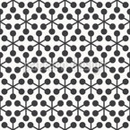 Physics Seamless Vector Pattern Design