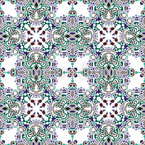 Dutch Nostalgia Repeat Pattern