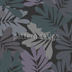 Leaves At Nightfall Vector Design