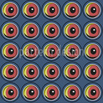 Pop Eyes Repeating Pattern